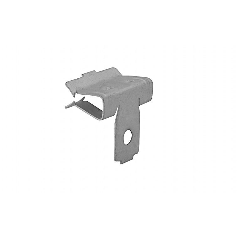 Britclips BC125 Beam Clip A: 2-4mm B: 16mm Ø: 6.5mm S.Load: 72kg (BC125) (Box Quantity:  100)