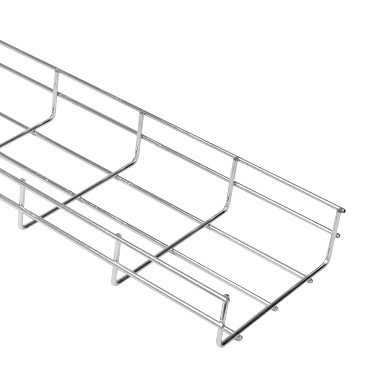 Marco 55mm x 100mm steel wire cable tray 3m (EZ)
