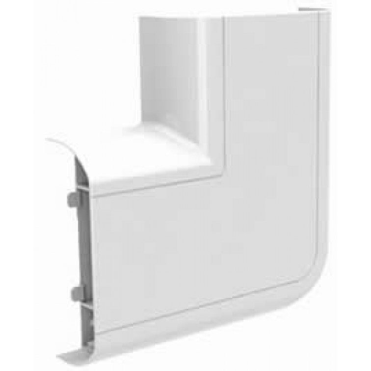 Marco Elite uPVC trunking Compact flat angle