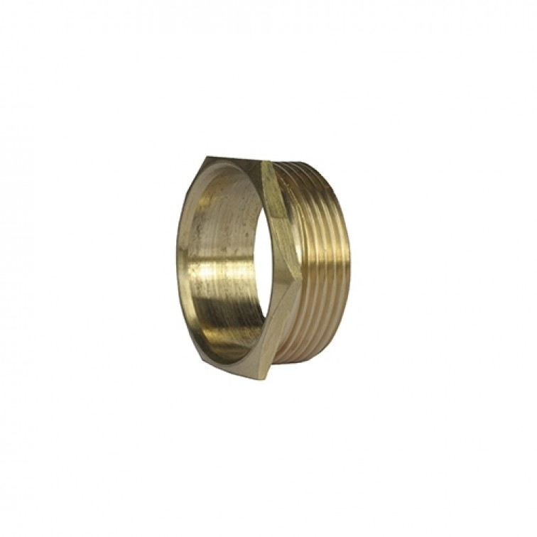 Conduit 20mm Males Brass Bush Short