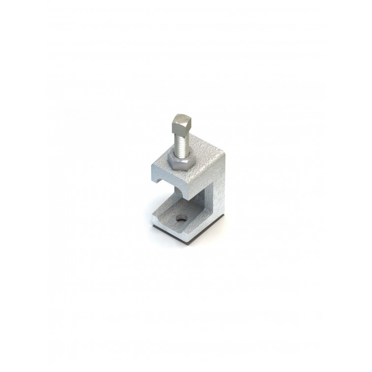 Lindapter M8 Type LC Lindapter Lindiclip Zinc Plated (LC08)