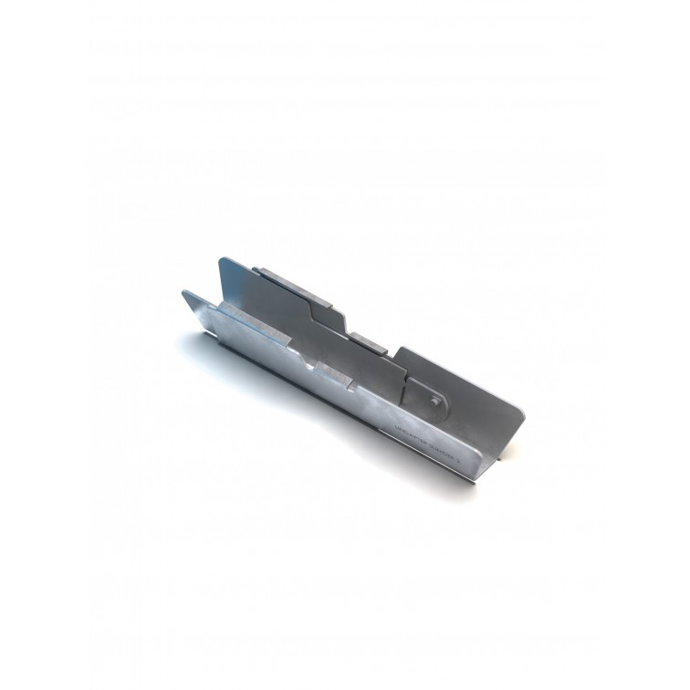 Lindapter M12 Type LS Lindapter Stainless steel clamp for flange thickness 3 to 20mm (LS12)