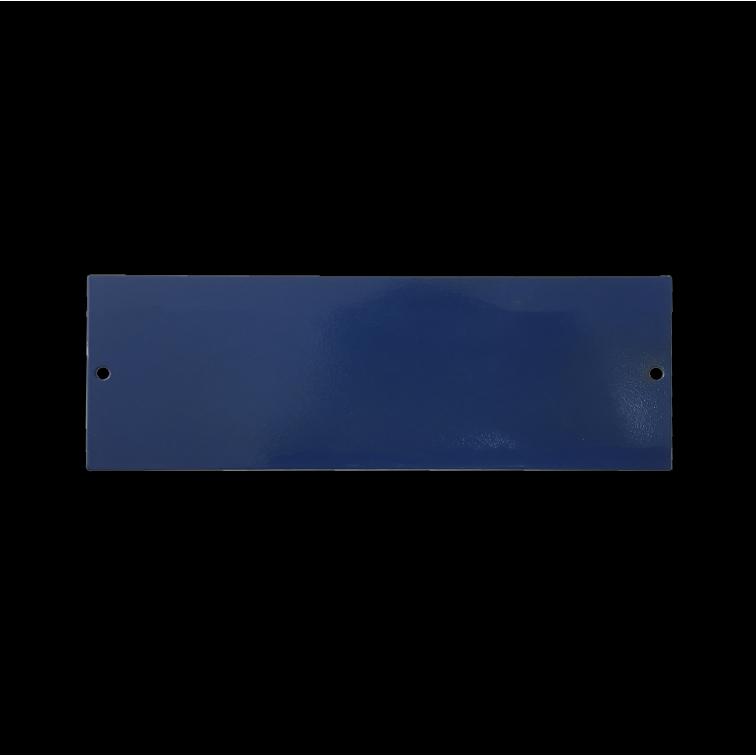 Marco Cavity Floor Accessory Plate, blank, 86mm