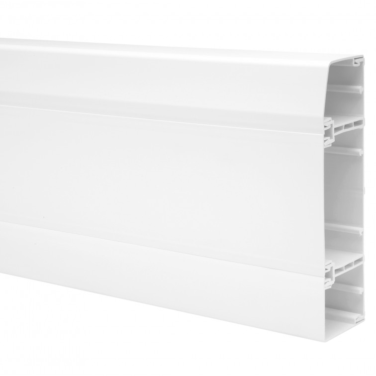 Marco Apollo Trunking 3 Compartment Skirting Trunking