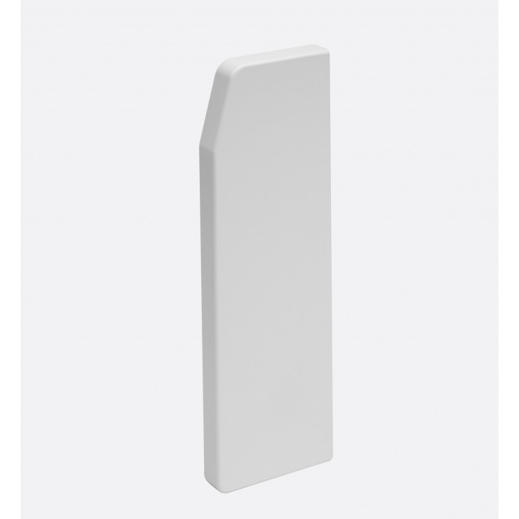 Marco Apollo Trunking Skirting End Cover RH