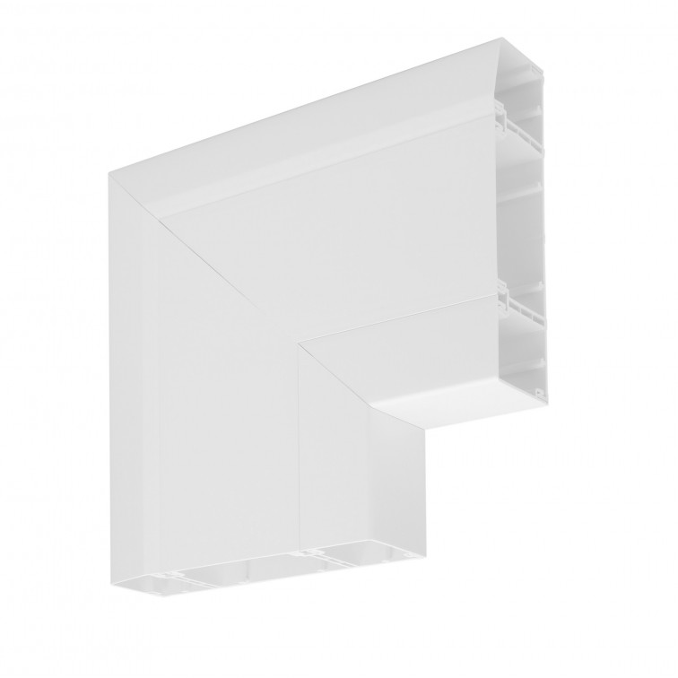 Marco Apollo Trunking Skirting Flat Angle - Downward