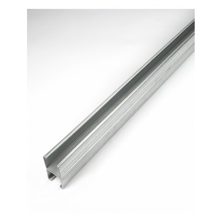 Unistrut Channel 41x124 Back to Back Pre-Galvanised 6m (P5501) (P5501TX6PG)