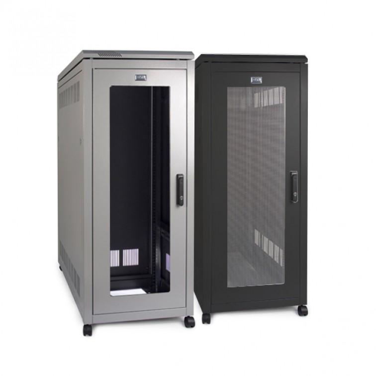 PI Server Cabinet 42U 600mm Wide X 1000 Deep x Height - Mesh Door