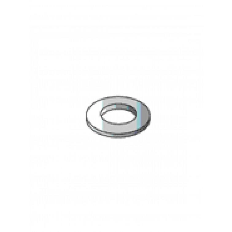 Stainless Steel Flat Washers M10 (100) (40817)