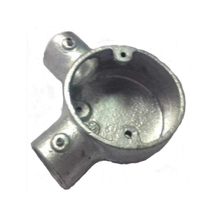 Conlok 20mm Galvanised Angle Box (CL3G)