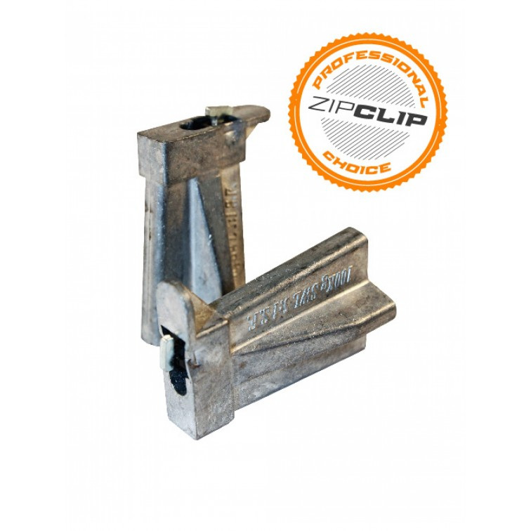 Zip-Clip Plus On-Wire Professional Choice 1 Meter Concrete Suspension System (PLR1C)
