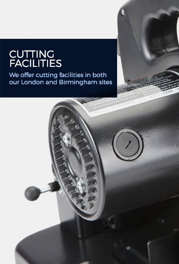 Cutting Facilities
